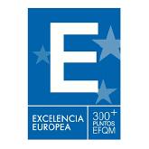 Recognition EFQM Rating: 300+